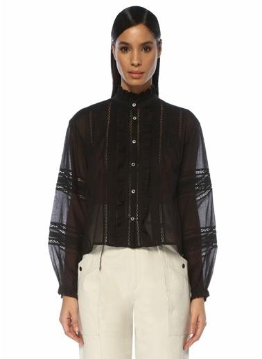 Etoile Isabel Marant Gömlek Siyah